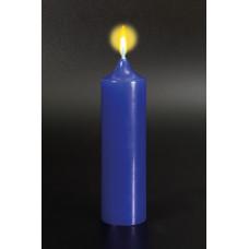 Алтарная синяя - Стандарт (20 часов горения)