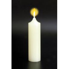 Алтарная белая - Мини (10 часов горения)