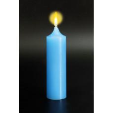 Алтарная голубая - Стандарт (20 часов горения)