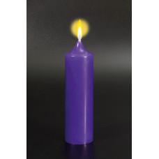Алтарная фиолетовая - Мини (10 часов горения)